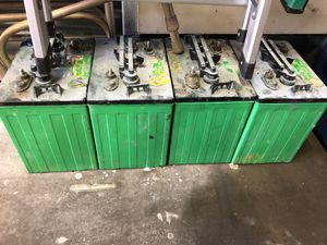 Deep Cycle 6V interstate battery batteries for Sale in Puyallup, WA