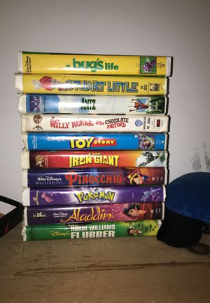 VHS CLASSIC MOVIES !!!! for Sale in Anaheim, CA