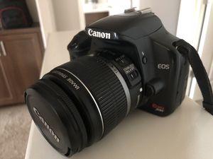 Canon Eos Rebel XSi for Sale in Roseville, CA