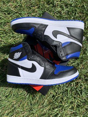 Jordan 1 Royal Toe for Sale in Whittier, CA