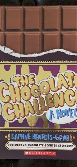 The Chocolate Challenge - Book for Sale in Glendale,  CA