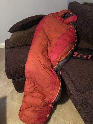Marmot Never Summer Sleeping bag for Sale in Corona, CA