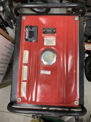 Kingcraft 3250 watt generator for Sale in Dearborn, MI