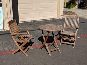 Hampton Bay Outdoor Patio Set for Sale in Sacramento, CA