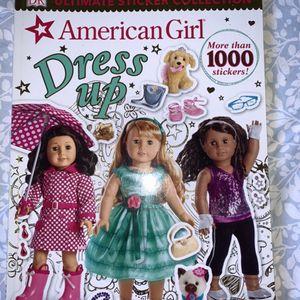 American girl doll ultimate sticker collection book for Sale in Chula Vista, CA