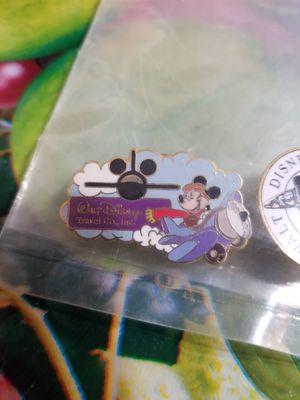 Disney Travel Company Mickey Earforce One Pin (UB:3582) for Sale in Houston, TX