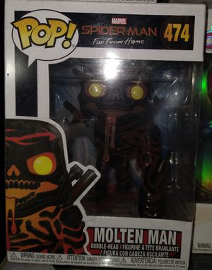 Funko Pop: Molten Man 474 for Sale in El Paso, TX
