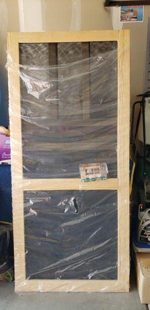 Screen Door for Sale in Vineyard, UT
