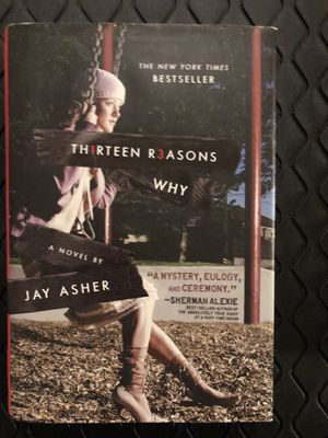 13 Reasons Why by Jay Asher for Sale in Winfield, IL