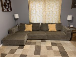 Eilersen Baseline Sectional with Chaise Sofa/Couch - Retails for over $5000 for Sale in Phoenix, AZ