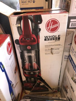 Hoover whole house elite vacuum for Sale in Dallas, TX