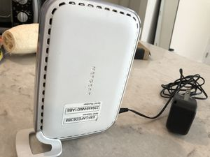 AC750 dual band WiFi router and Netgear CMD31T modem Combo $30 Router $15 Modem $20 for Sale in South Miami, FL