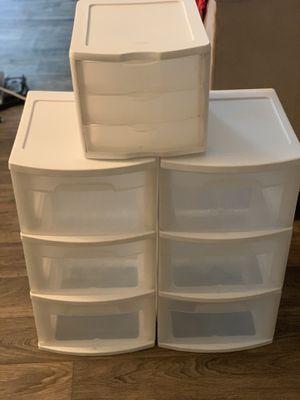 Sterilite Storage Bins for Sale in Stone Mountain, GA