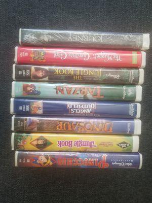 20 Disney VHS videos for Sale in Glendora, CA