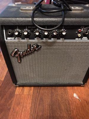 Fender Guitar Amp for Sale in Kansas City, MO