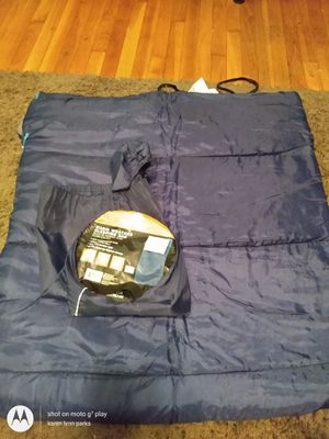 Coleman Warm Weather Sleeping Bag for Sale in Seymour, CT