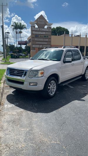 2008 Ford Explorer Sport Trac for Sale in Fort Lauderdale, FL
