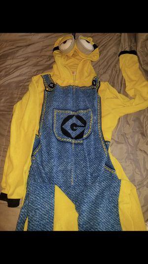 Minion onesie costume for Sale in Benicia, CA