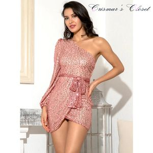 Aria Pink Sequin Dress for Sale in Boston, MA