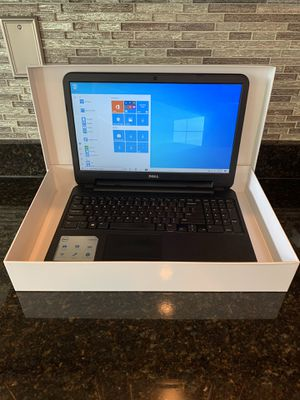 """15.6"""" Dell Inspiron 15 Laptop with i5 Processor, HDMI, Webcam, Windows 10 and Microsoft Office for Sale in Orlando, FL"""