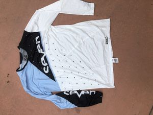 Seven mx zero jersey, size large for Sale in Tustin, CA