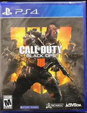 Black ops 4 ps4 for Sale in Annandale, VA