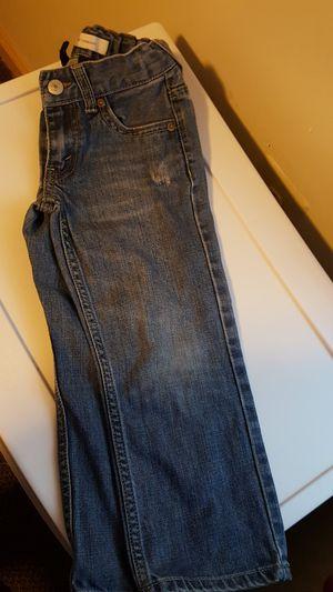 Levi boys jeans size 4 for Sale in Philadelphia, PA