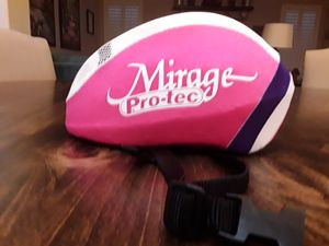 Vintage Pro Tec Mirage MS-150 Bicycle Helmet Size Medium cycling 1990s M adult for Sale in Chandler, AZ