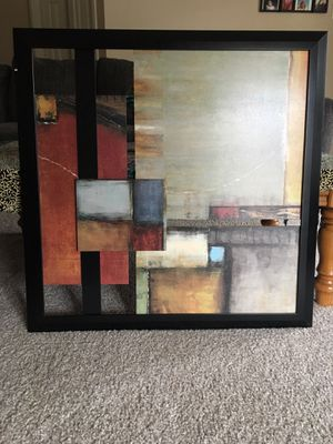 Picture Wall Art Deco Painting abstract for Sale in Austin, TX