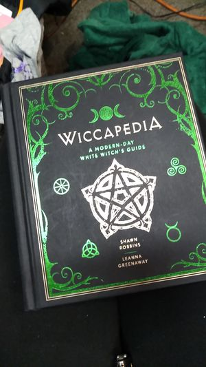 Wiccapedia Book!! for Sale in Portland, OR