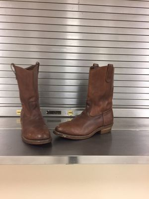 Redwing steal toe work Boots size 10 $100 for Sale in Nevada, TX