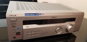 Sony receiver for Sale in Tacoma, WA