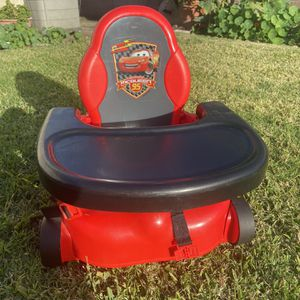 Cars Booster Seat/High Chair for Sale in Downey, CA