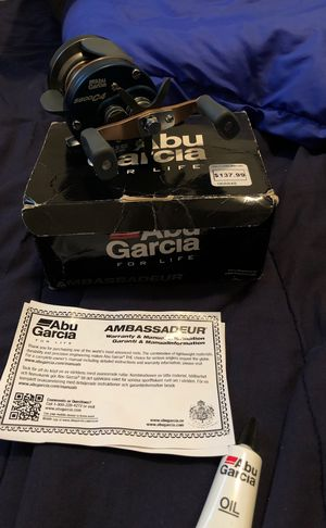 Abu Garcia 5600C4 for Sale in Atlanta, GA