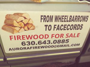 Firewood 🔥 for Sale in Aurora, IL