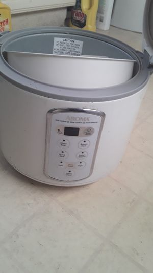 Aroma crock pop steamer for Sale in San Diego, CA
