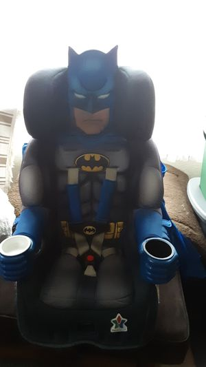 Batman car seat for Sale in Tacoma, WA