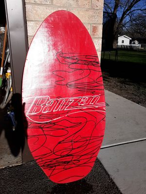 Banzao surfboard for Sale in Wood Dale, IL