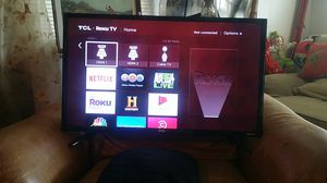 Sebastian TV 32inch TCL SMART TV for Sale in Sebastian, FL