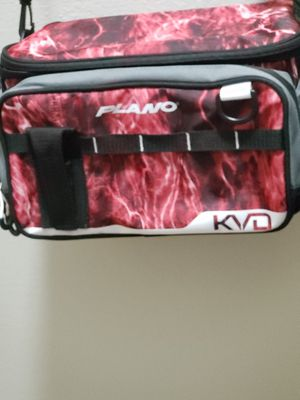 KVD Tackle Box for Sale in Augusta, KS