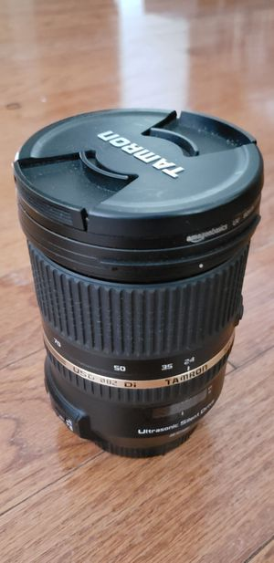 Tamron 24-70mm f/2.8 VC for Sale in UNIVERSITY PA, MD