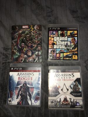 PlayStation 3 games for Sale in Stockton, CA