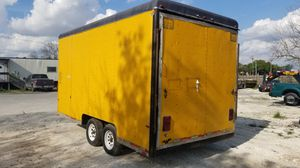 1999 enclosed trailer for Sale in Houston, TX