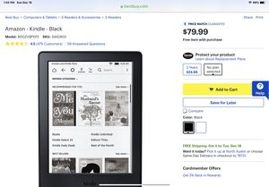 Amazon Kindle 8th generation. New In Box. for Sale in Austin, TX