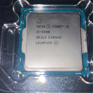 Intel Core i5 6500k for Sale in Gilroy, CA