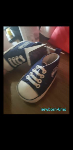 Baby Seahawks shoes. New with tags for Sale in Tacoma, WA