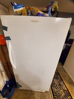 Large upright freezer for Sale in Newport News, VA