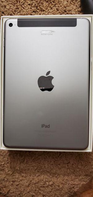 iPad mini 4 wifi+cellular unlocked for Sale in Washington, DC