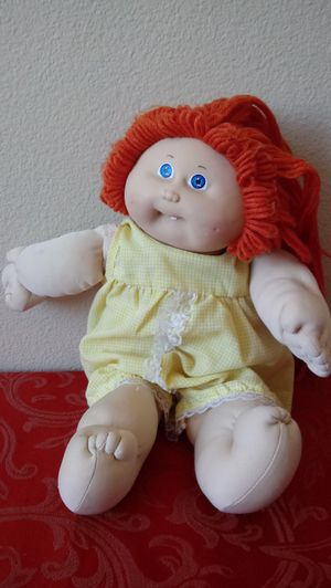 $15 Collectible Cabbage Patch Doll for Sale in Hemet, CA