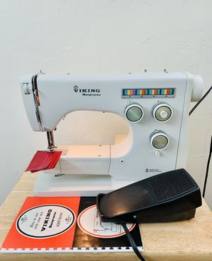 Vintage sewing machine Viking 6020 . for Sale in Tacoma, WA